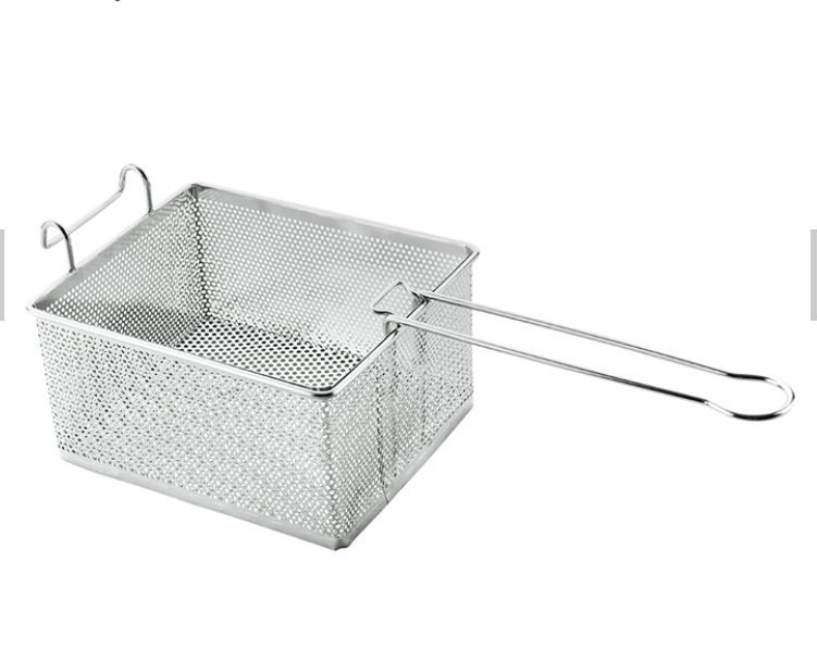 stainless steel frying basket-4