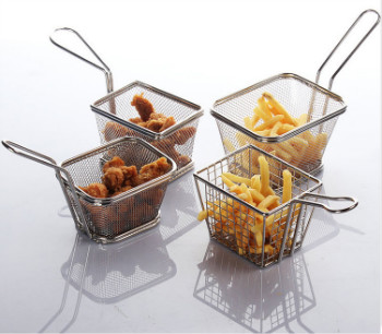 Frying basket-Strainer